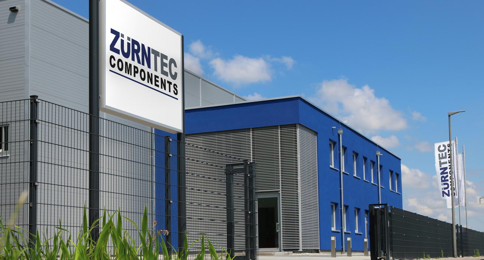 ZürnTEC Fertigungszentrum Rain, Manufacturing Center Rain